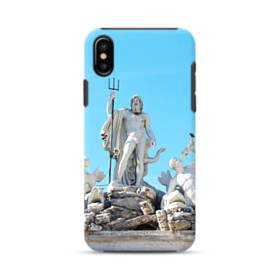 Rome Italy Sculptures iPhone XS Max Defender Case