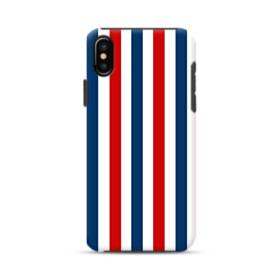 Stripes Pattern iPhone XS Max Defender Case
