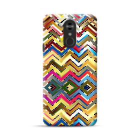 Digital Wave Pattern LG Stylo 4 Case