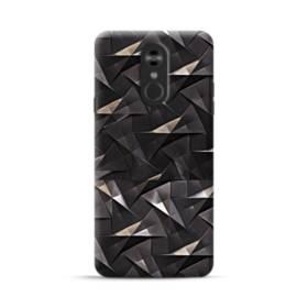Black Gold Geometric LG Stylo 4 Case