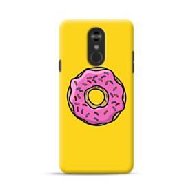 Pink Donut LG Stylo 4 Case