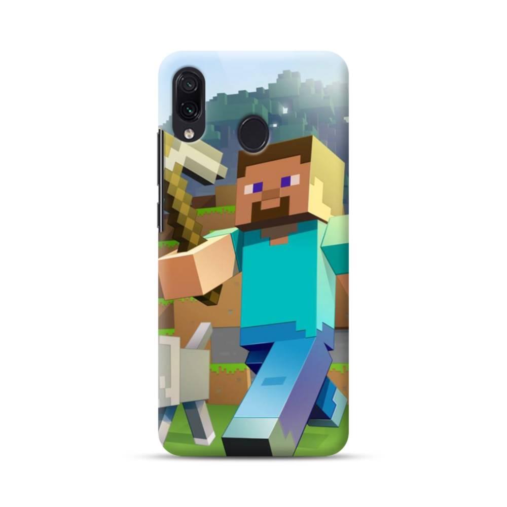 Minecraft Samsung Galaxy A30 Case