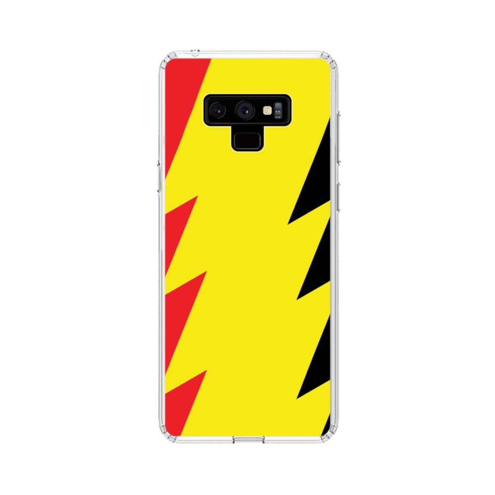 The Hundreds Samsung Galaxy Note 9 Clear Case