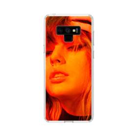 Reputation Photoshoot Samsung Galaxy Note 9 Clear Case
