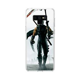 Ninja Samsung Galaxy Note 9 Clear Cases | Case-Custom