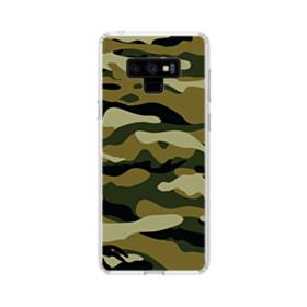 Army Camouflage Camo Samsung Galaxy Note 9 Clear Case