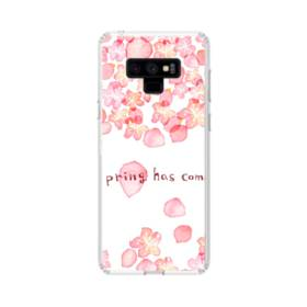 Spring Has Come Samsung Galaxy Note 9 Clear Case