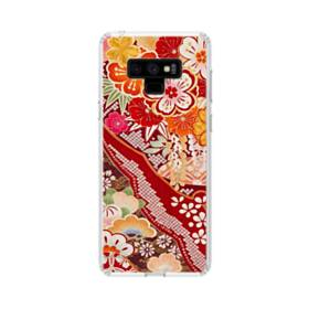 Vintage Flower Samsung Galaxy Note 9 Clear Case