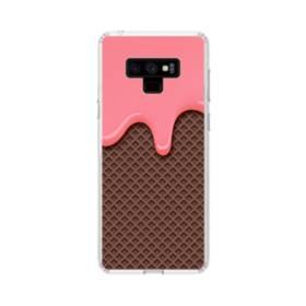 Pink Gelato Samsung Galaxy Note 9 Clear Case