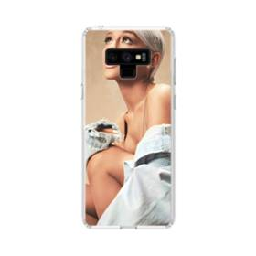 Raindrops Samsung Galaxy Note 9 Clear Case