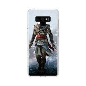 Assassins Creed Iv In New World Samsung Galaxy Note 9 Clear Case