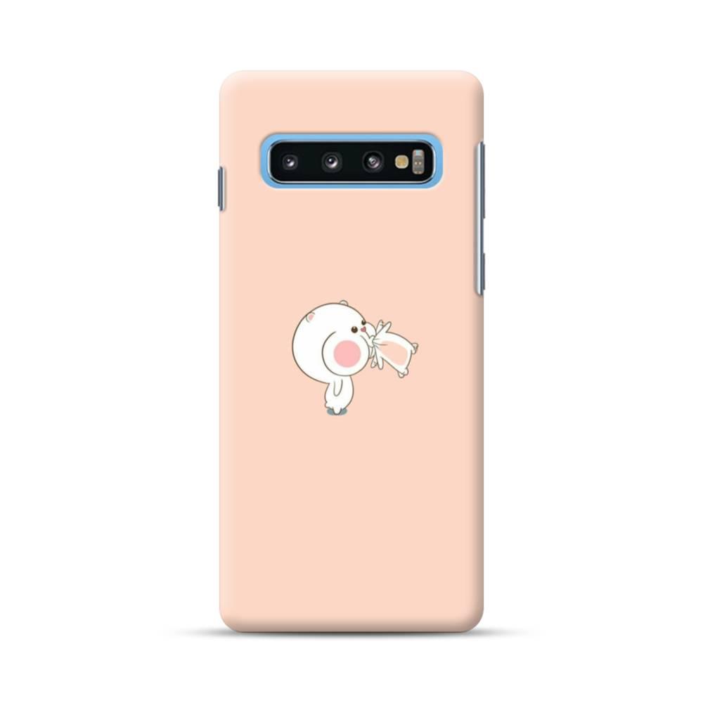 Three Elephants Samsung S10 Case