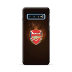 Asenal Logo Samsung Galaxy S10 Plus Case