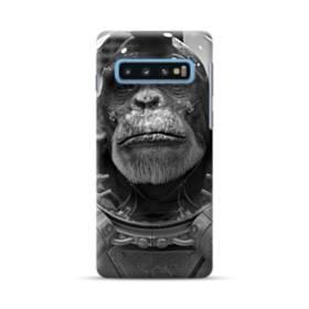 Space Chimp Samsung Galaxy S10 Plus Case