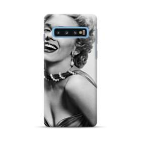 Marilyn Monroe Samsung Galaxy S10 Plus Case
