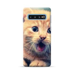 Lovely Kitty Samsung Galaxy S10 Plus Case