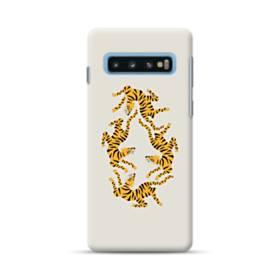 Tiger Vintage Samsung Galaxy S10 Plus Case