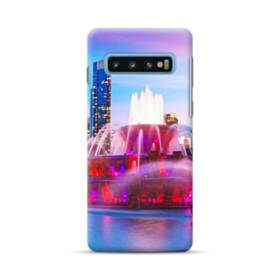 Fountains Light Show Samsung Galaxy S10 Plus Case