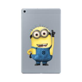 Minion Samsung Galaxy Tab A 10.1 (2019) Clear Cases   Case-Custom