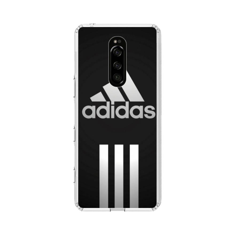 Adidas Sony Xperia 1 Clear Case | Case