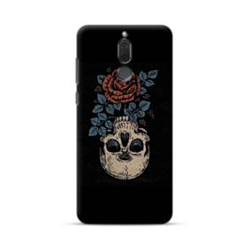 Rose And Skull Huawei Mate 10 Lite Case