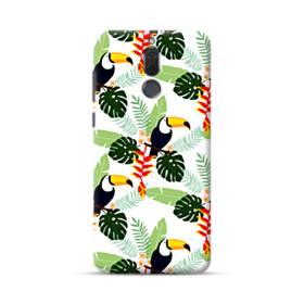 Tropical Garden Parrot Huawei Mate 10 Lite Case