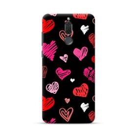 Red Hearts Huawei Mate 10 Lite Case