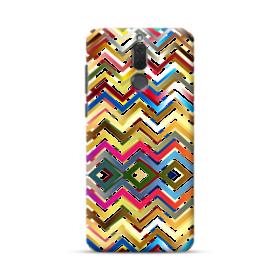 Digital Wave Pattern Huawei Mate 10 Lite Case