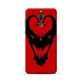 Venom Mask Red Huawei Mate 10 Lite Case