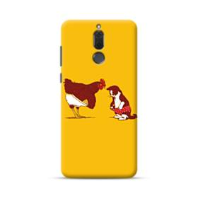Chick And Cat Huawei Mate 10 Lite Case