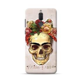 Frida Kahlo Rose Skull Huawei Mate 10 Lite Case