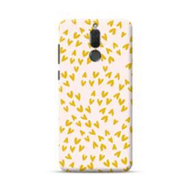 Golden Hearts Huawei Mate 10 Lite Case