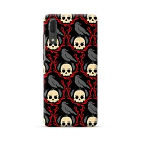 Skulls And Birds Huawei P20 Case
