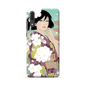 Japanese Girl Huawei P20 Case