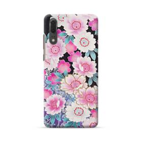 Japanese Flower Huawei P20 Case