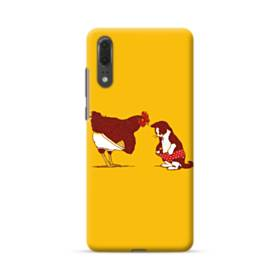Chick And Cat Huawei P20 Case