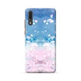 Sakura Petal Huawei P20 Case