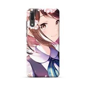 Comics Girl Huawei P20 Case