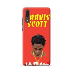 Travis Scott Poster Huawei P20 Case