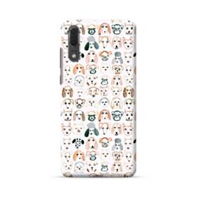 Drawing Dogs Huawei P20 Case