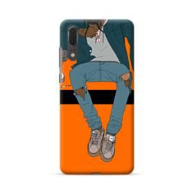Rodeo Illustration Huawei P20 Case
