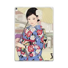 Japanese Girl iPad Pro 12.9 (2017) Case