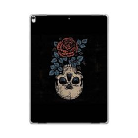 Rose And Skull iPad Pro 12.9 (2017) Case