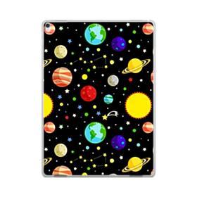 Space cartoon cute solar system iPad Pro 12.9 (2017) Case