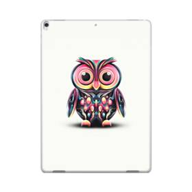 Cute Owl Illustration iPad Pro 12.9 (2017) Case