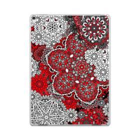 Paisley Oriental Traditional Flower iPad Pro 12.9 (2017) Case
