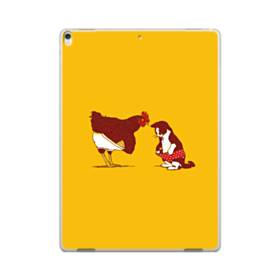 Chick And Cat iPad Pro 12.9 (2017) Case