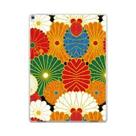 Flower Pattern iPad Pro 12.9 (2017) Case
