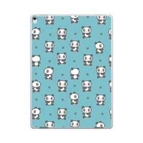 Cute Panda iPad Pro 12.9 (2017) Case