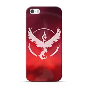 Pokemon Go Logo Team Valor iPhone 5S, 5 Case